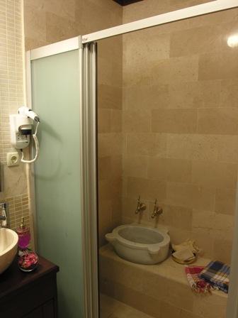 Best Point Hotel Suit Türkish Bathroom