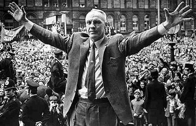 Bill Shankly, Liverpool Manager (1959 - 1974)