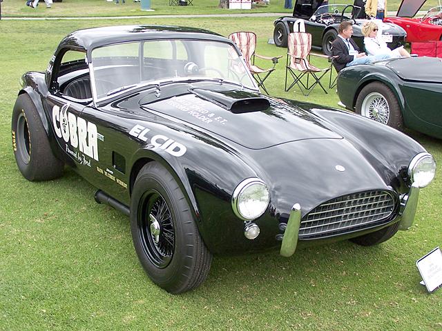 1964 Cobra Dragonsnake