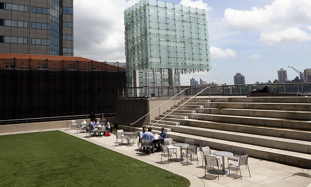 Elevated Acre in Financial District, Manhattan