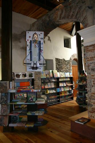 Sección infantil librería