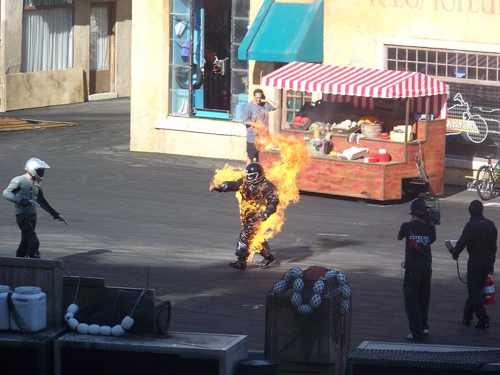Disney's Hollywood Studios - Lights, Motors, Action!