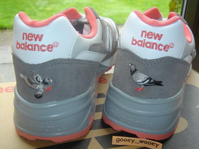 the best attitude fb7cd 86d9f New Balance 575 x Staple 'Pigeon' M575JPG ('08). | Gooey Wong | Flickr