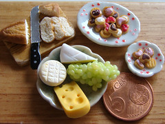 Cheese, Bread and Cookies   by PetitPlat - Stephanie Kilgast