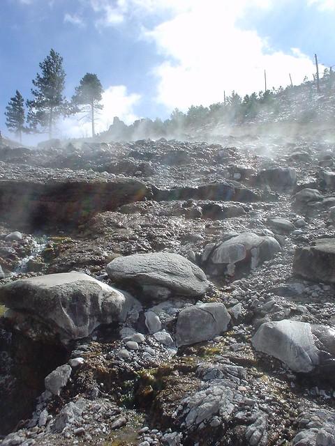 Geothermal Powered