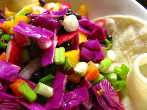 Southwestern Salad   by ilovemypit