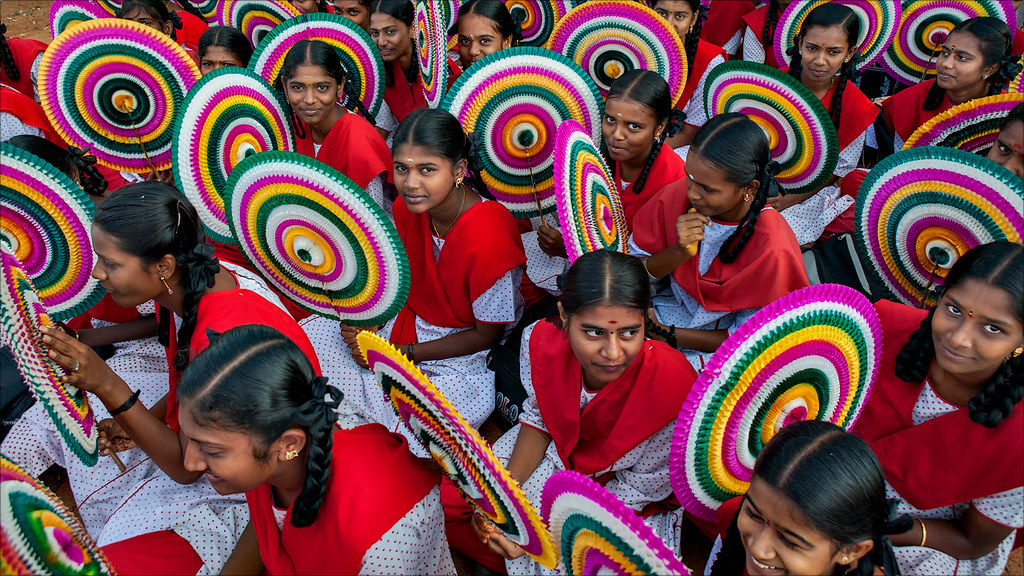 Girls in madurai