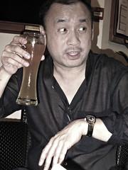 Ming the King - Singapore Cricket Club