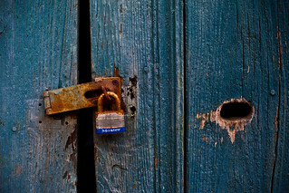 Locked out | by Watchcaddy