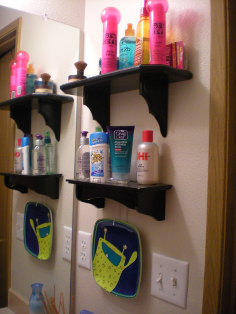 BATHROOM SHELVES ADVENTURES OF PAM FRANK FLICKR