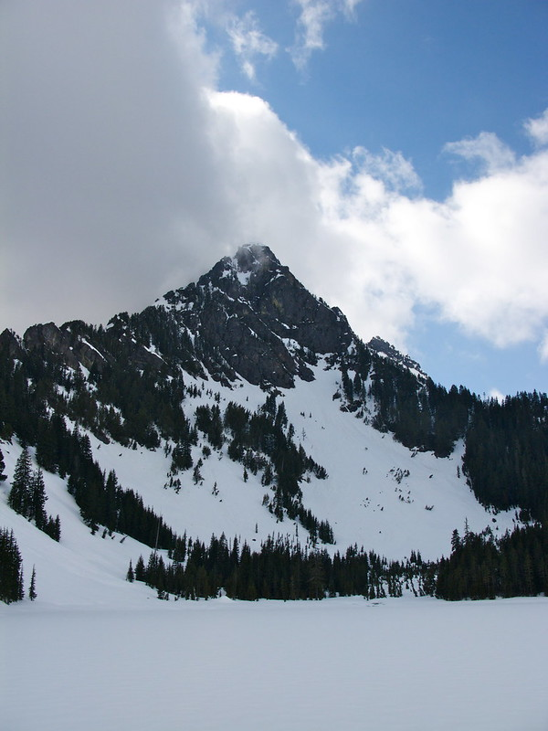 Merchant Peak (from Eagle Lake)