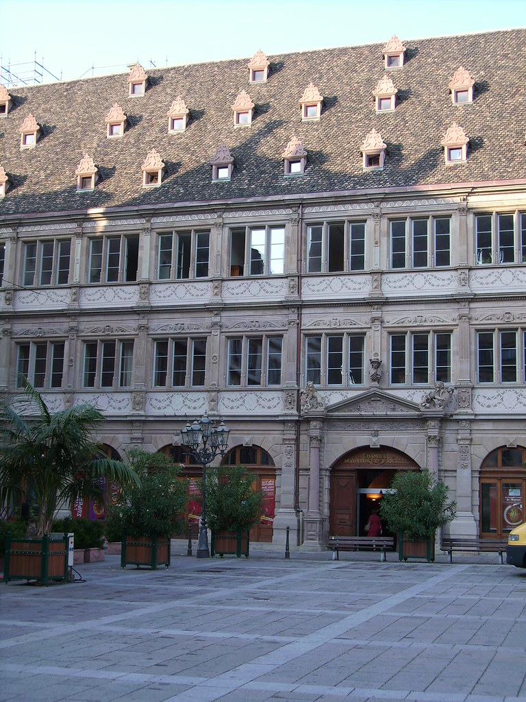 Chambre de commerce strasbourg handelskammer in - Chambre des commerces strasbourg ...