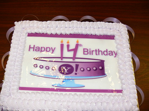 Hungarian birthday cake | by Yahoo Inc