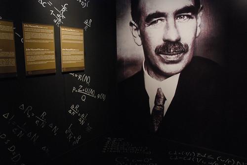 EUROPA Exhibition, John Maynard Keynes | by kfas