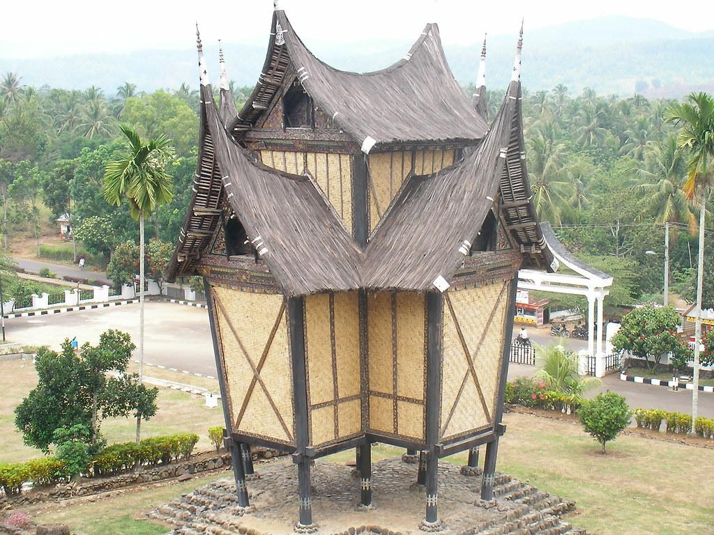 Rangkiang Rangkiang Lumbung Padi