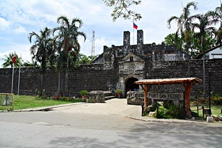 Fort San Pedro   by fitri.agung