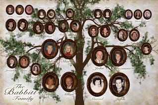 Babbitt Family Tree | by FrodoBabbs
