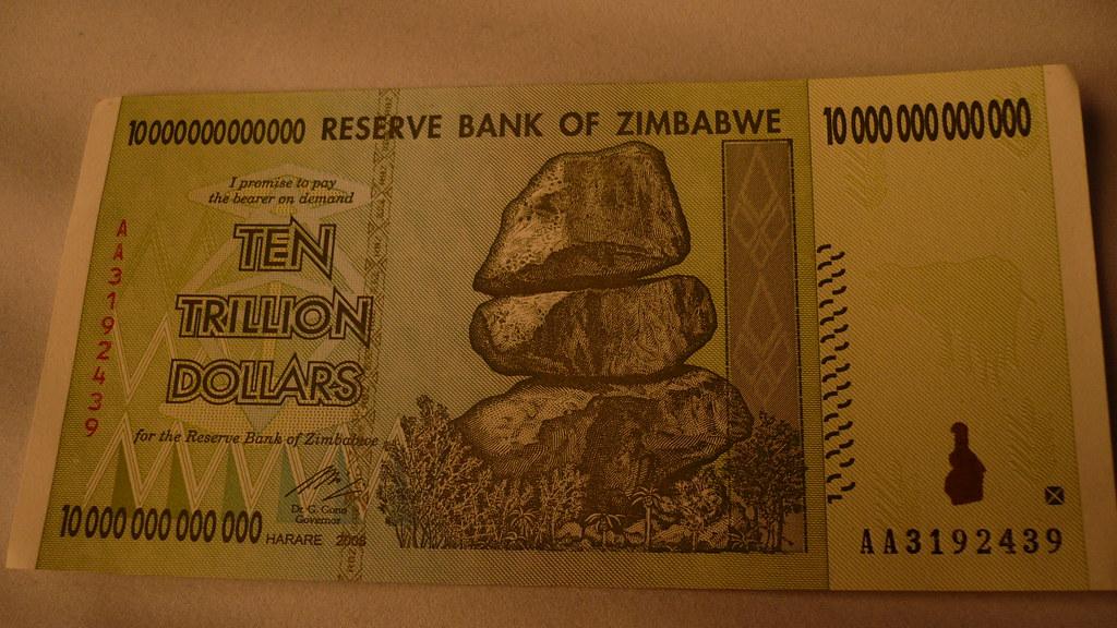 Money - dinero - inflación