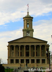 The State Capitol, TN | by Ruhi, the clicker
