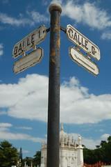 Calle 1 y Calle G