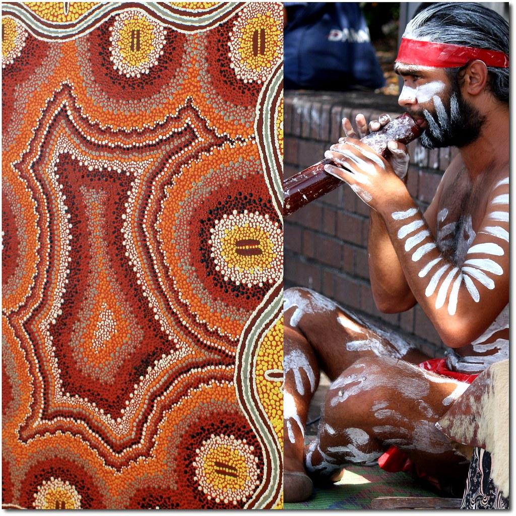Australian Aboriginal Art Dreamtime All Aboriginal Art I Flickr