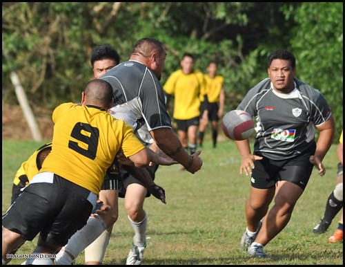 Rugby 09: BYOB vs Knights