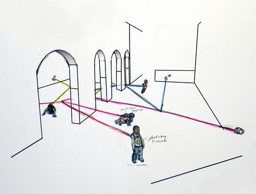 Rune Olsen - If Only (Study for installation)