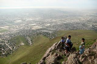 Cerro Colorado: North West View | by nathangibbs