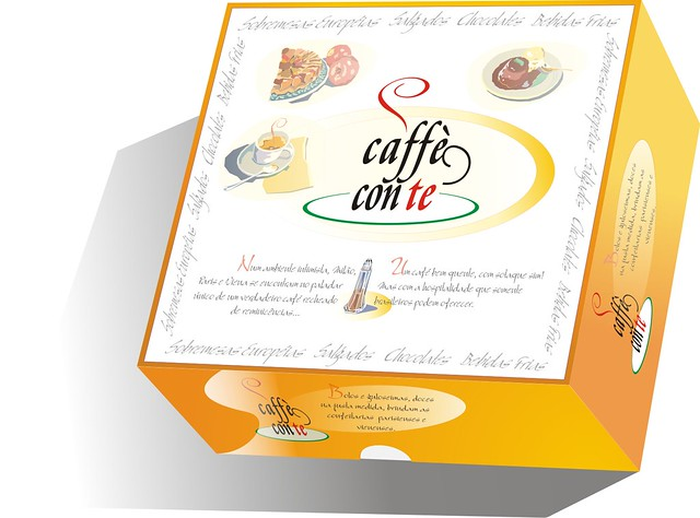 Packaging for cakes