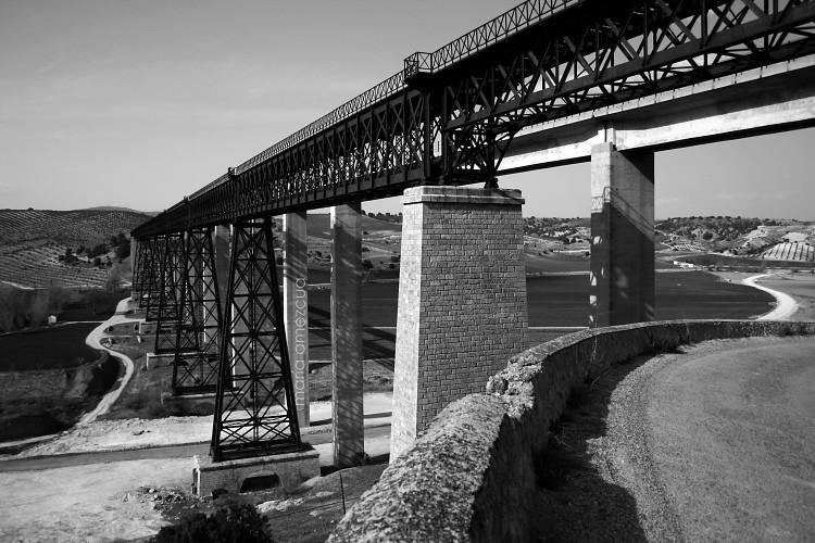 Puente del Hacho (el antiguo) | (old bridge) by airam amezcua