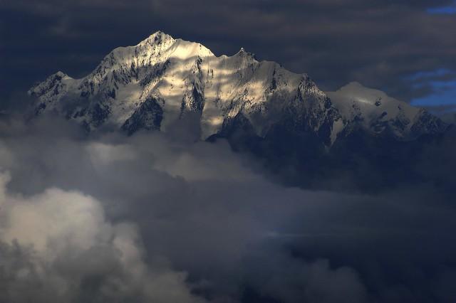 Kang ri Karpo range Tibet