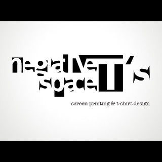 Negative Space T's Logo | by stwade