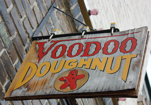Voodoo Doughnut   by Bruno's Flickr