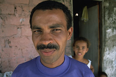 Man with young girl | by World Bank Photo Collection