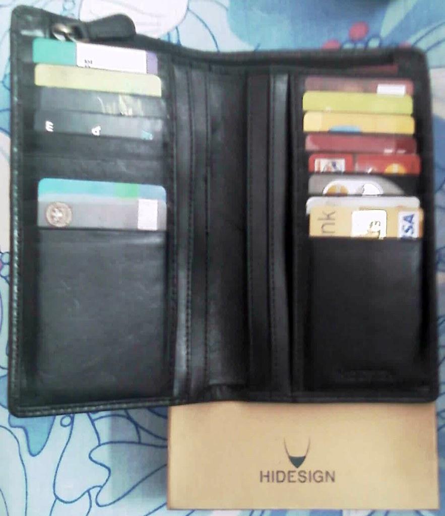 Hidesign long wallet
