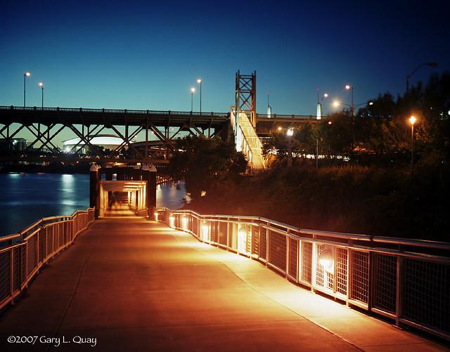 Portland Esplanade 4x5