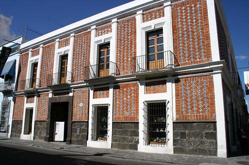 La fachada