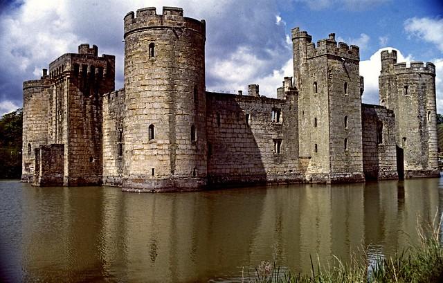 Bodiam Castle East Sussex England