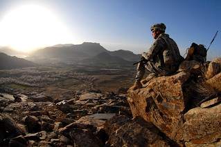 Sunrise in Afghanistan | by The U.S. Army