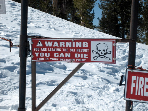Heavenly Ski Resort - You Can Die