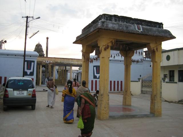 Kooram Koorathazhwar Temple