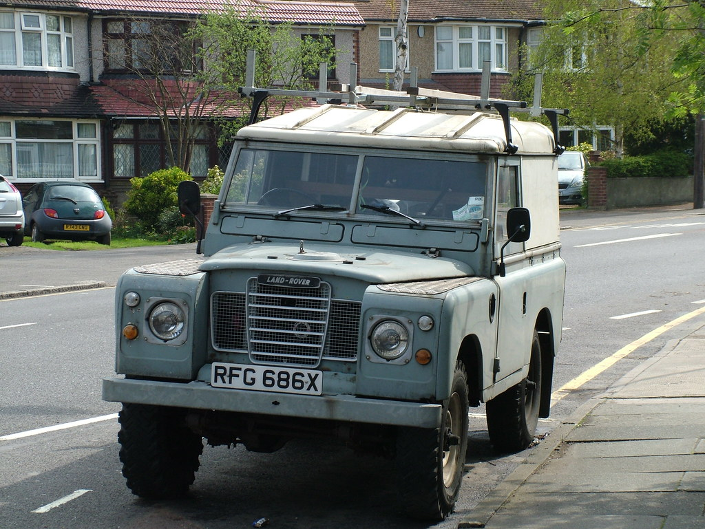 Land Rover series 3 '88'