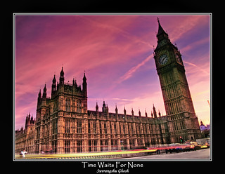 Time Waits For None, Big Ben, London : II :: HDR | by Suvrangshu