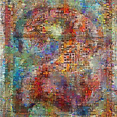Two of Arts - 2000 Visual Mashups | by qthomasbower