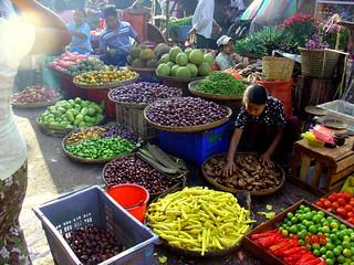 Myanmar / Burma Market | by Eustaquio Santimano