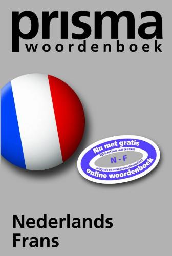 Prisma woordenboek nederlands frans | by chanoa_images