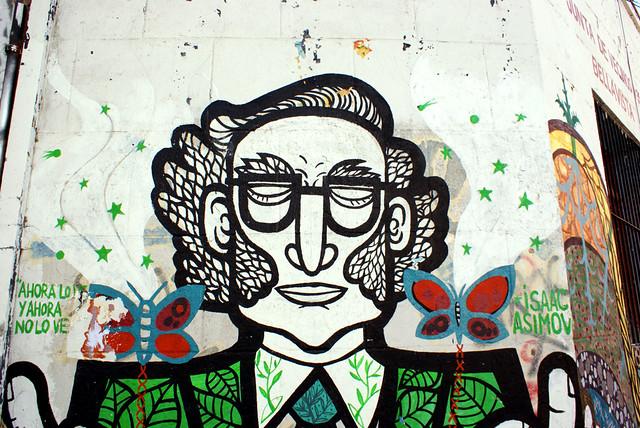 ISAAC ASIMOV · Bombero Nuñez