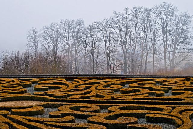 Jardin d'Auvers