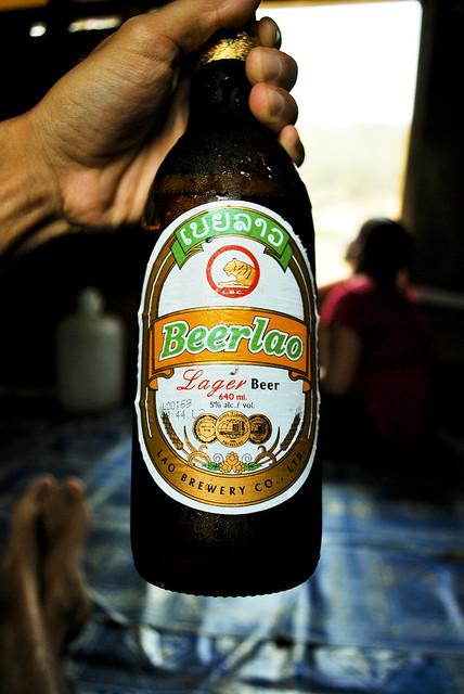 Beerlao - LAO P.D.R.