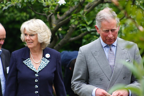 Prince Charles & Camilla | by Andy Gott